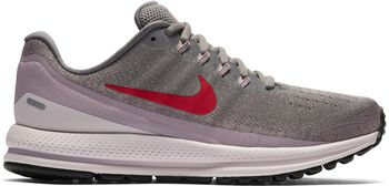 Nike Wms Air Zoom Vomero 13 mujer Gris