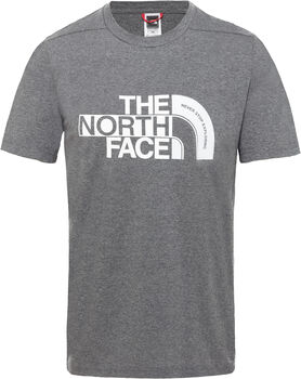 The North Face Camiseta Extent P8 hombre Gris
