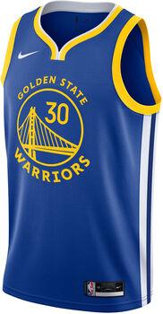 Nike Camiseta NBA Stephen Curry Warriors Icon Edition hombre
