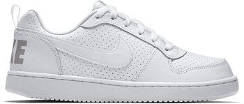 Nike  Court Borough Low (GS)  niño Blanco