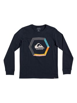 Quiksilver Camiseta m/l BLADREAMSLSYTH B TEES KVJ0 niño