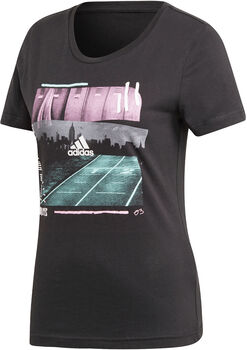 ADIDAS 3-Stripes Photo Tee mujer