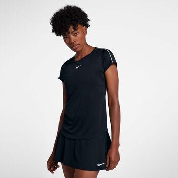 Nike Camiseta m/cNKCT DRY TOP mujer Negro