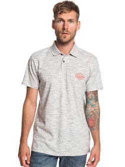 Kalbarri - Camisa Polo de Manga Corta para Hombre