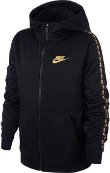 Nike Sudadera B NSW REPEAT FZ POLY HOOD niño