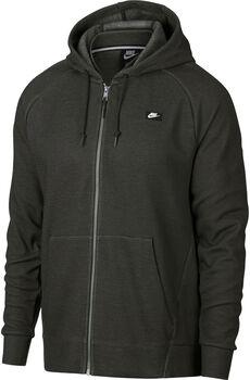 Nike nsw optic hoodie fz hombre Verde
