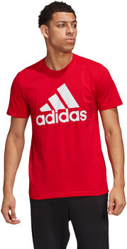 adidas Camiseta manga corta Must Haves Badge of Sport hombre