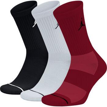 Nike TAF JORDAN EVRY MAX CREW - 3PPK Negro