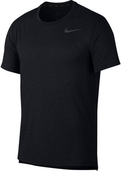 Nike Camiseta m/cNK BRT TOP SS HPR DRY hombre Negro