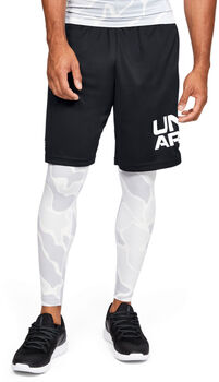 Under Armour Pantalón corto UA Tech™ Wordmark para hombre Negro