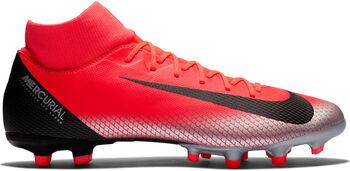 Nike Botas fútbol Superfly 6 Academy CR7 MG  hombre Rojo