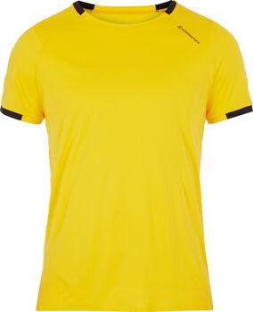 ENERGETICS Camiseta Manga Corta Fenton II hombre Amarillo