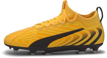 Puma Botas de fútbol ONE 20.3 FG/AG Amarillo