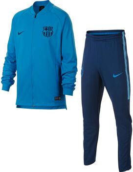 Chándal Nike Dry FC Barcelona niño