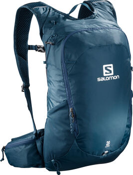 Salomon Mochila TRAILBLAZER 20 Poseidon/Ebony