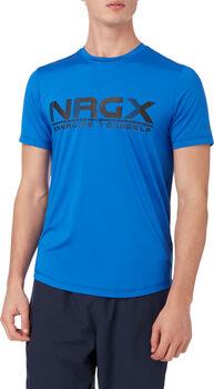 ENERGETICS Camiseta manga corta Malou IV ux hombre Azul