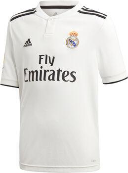 Camiseta fútbol Real Madrid adidas  temporada 2018-2019 H JSYY LFP Niños