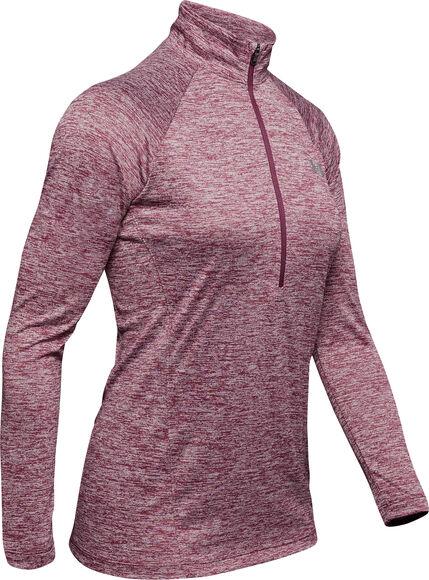 Camiseta m/c NEW Tech 1/2 Zip - Twist