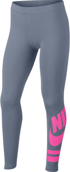 Nike Sportswear graphic leggings  niña Azul