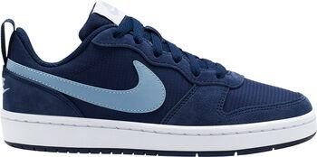 Nike Zapatilla COURT BOROUGH LOW 2 PE GS Azul