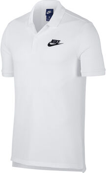 Nike Polo NSW CE Matchup PQ hombre Blanco
