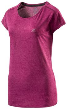 Pro Touch Jagny III Camiseta Running Mujer Púrpura