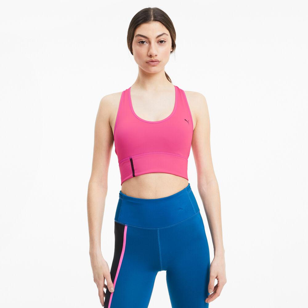 Puma - Sujetador deportivo Impact Line - Mujer - Sujetadores deportivos - Rosa - L