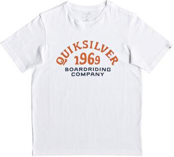 Quiksilver Kirra Shakka - Camiseta para Chicos 8-16 niño