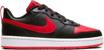 Nike Sneakers Court Borough Low 2 niño Negro