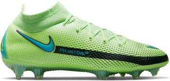 Botas de fútbol Nike Phantom GT Elite Dynamic Fit FG Verde