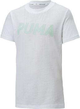 Puma Camiseta Manga Corta Modern Sports Logo niña