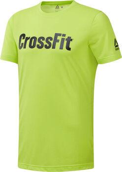 Reebok Camiseta  CrossFit SpeedWick F.E.F. Camiseta Graphic hombre