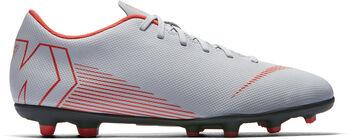 Nike Botas fútbol Mercurial Vapor 12 Club MG hombre Negro