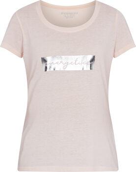 ENERGETICS Camiseta Manga Corta Hermine 5 wms mujer Rosa