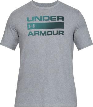 Under Armour Camiseta m/c TEAM ISSUE WORDMARK SS hombre Gris