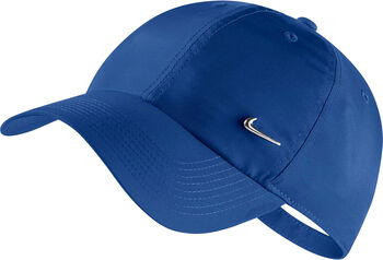 Nike Sportswear H86 Cap Nk Metal Swoosh Unisex Azul