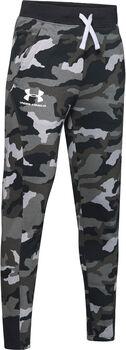 Under Armour Pantalon Rival Printed Camo Jogger-BLK niño