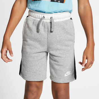 Nike  Air Short de  niño Gris