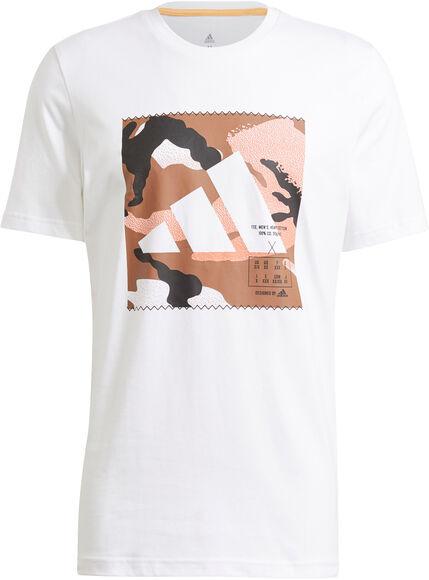 Camiseta manga corta Camo