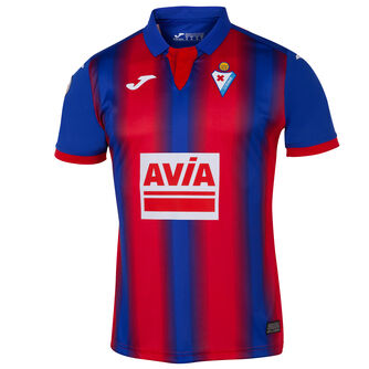 Equipación Eibar local 19/20