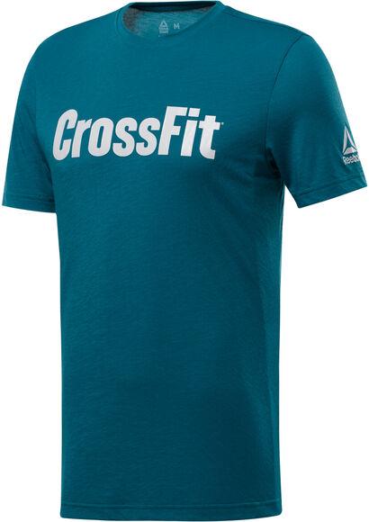Camiseta Manga Corta Crossfit Read