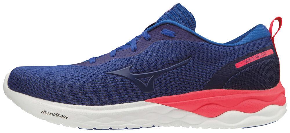 Mizuno - Zapatillas Running Wave Revolt - Hombre - Zapatillas Running - 44 1/2