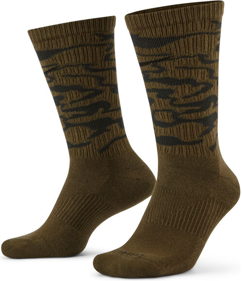 Calcetines Largos Fitness Everyday Plus Cushioned (3 Pares)