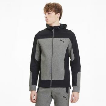 Puma Sudadera EVOSTRIPE Hooded Jacket hombre