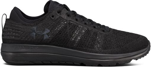 Under Armour - Threadborne Fortis - Hombre - Zapatillas Running - Negro - 41