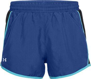 Under Armour Fly by Short Mujer Azul