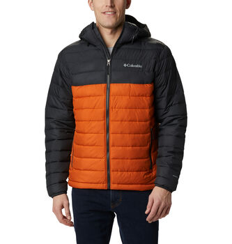 Columbia Chaqueta Powder Lite Hooded Jacket hombre