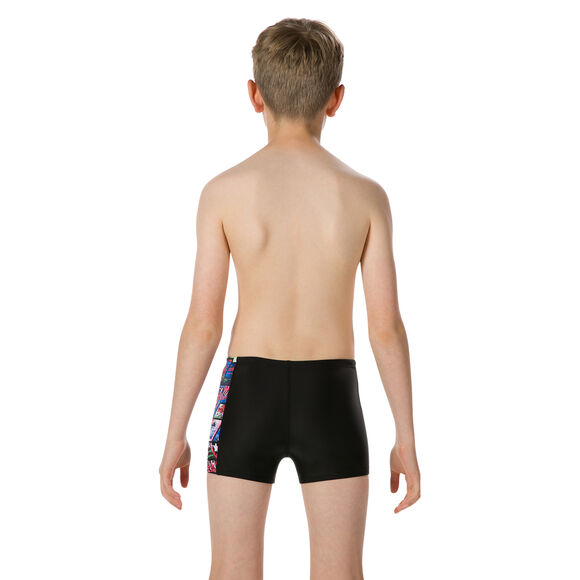 Bañador Allover Panel Aqshort