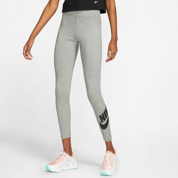 Nike Mallas Leg-A-See mujer Gris