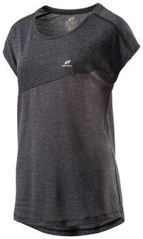 Pro Touch Jagny III Camiseta Running Mujer Negro